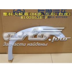 Накладка крыла переднего левого nissan juke (с разборки)