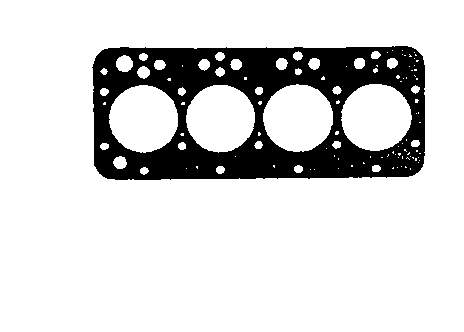 прокладка головки двигателя фиат 8060.45s