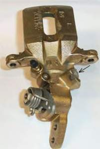 ремкомплект суппорта тормозного заднего honda accord cc7