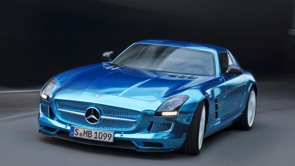 Руководитель Mercedes-AMG подтвердил появление гибридногоGT