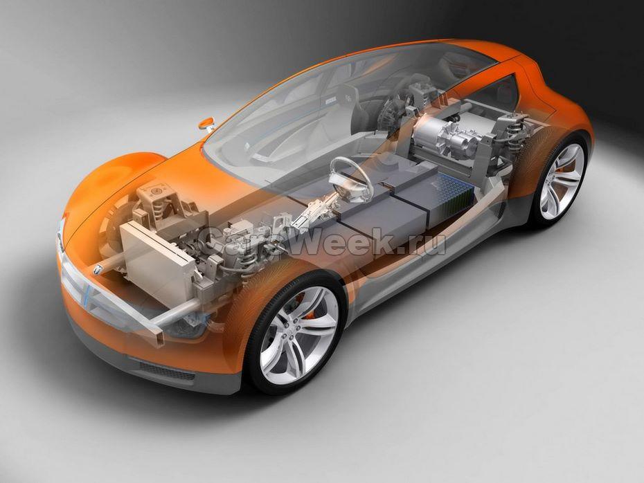 Стоимость батареи для электромобиля — это половина нового автомобиля
