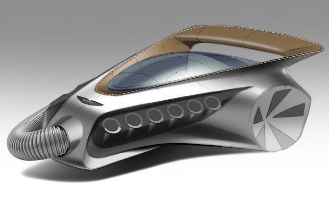 Aston Martin представила рендер пылесоса в качестве шутки над Dyson