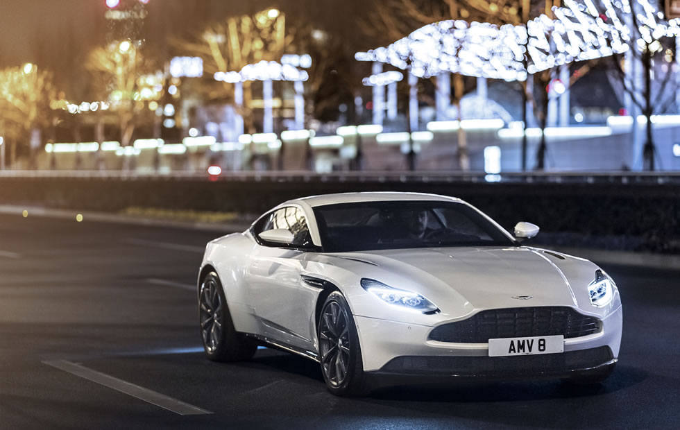 Aston Martin Opting For V6 In New Mid-Engined Sports Car