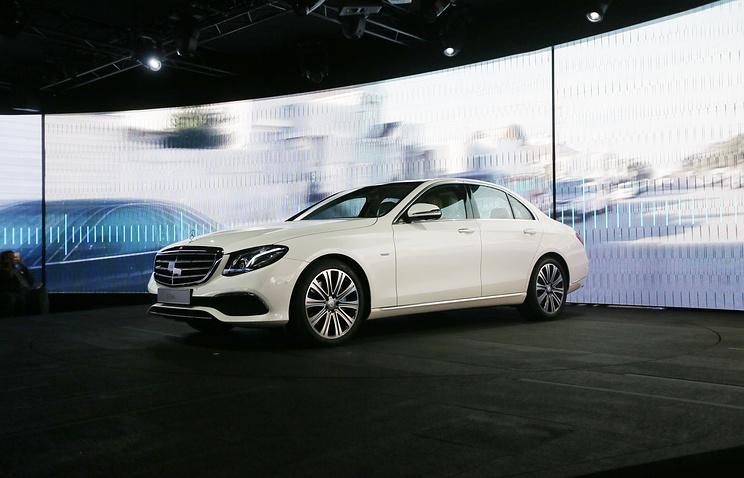 Benz отзывает в Российской Федерации практически 100 авто