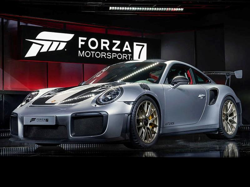 Порш распродал все 911 GT2 RS