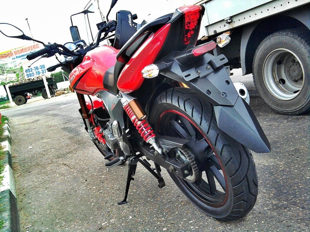 Компания «Башавтотранс» обнародовала тендер напокупку китайского мотоцикла