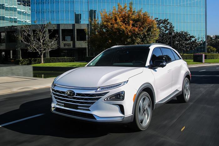Hyundai Nexo— преемник Hyundai ix35 Fuel Cell представлен официально