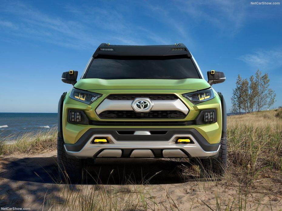 Toyota FT-AC войдет в серийное производство уже в скором времени