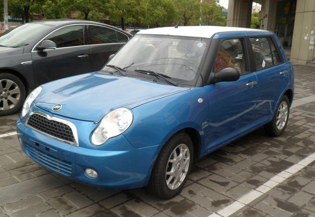 Специалисты назвали ТОП-5 самых известных китайских «автомобилей-клонов»