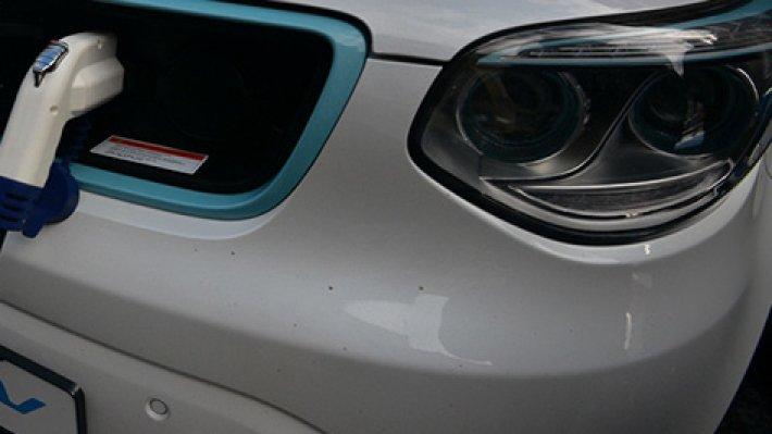 Электромобили захватят европейский рынок автомобилей к 2035г.