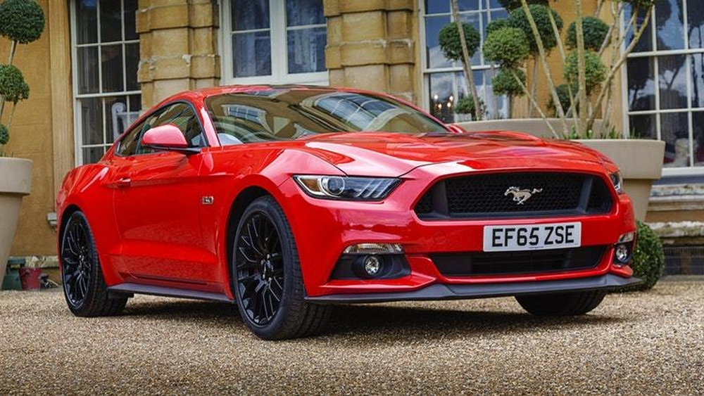 Ford Mustang's Euro NCAP rating upped to three stars