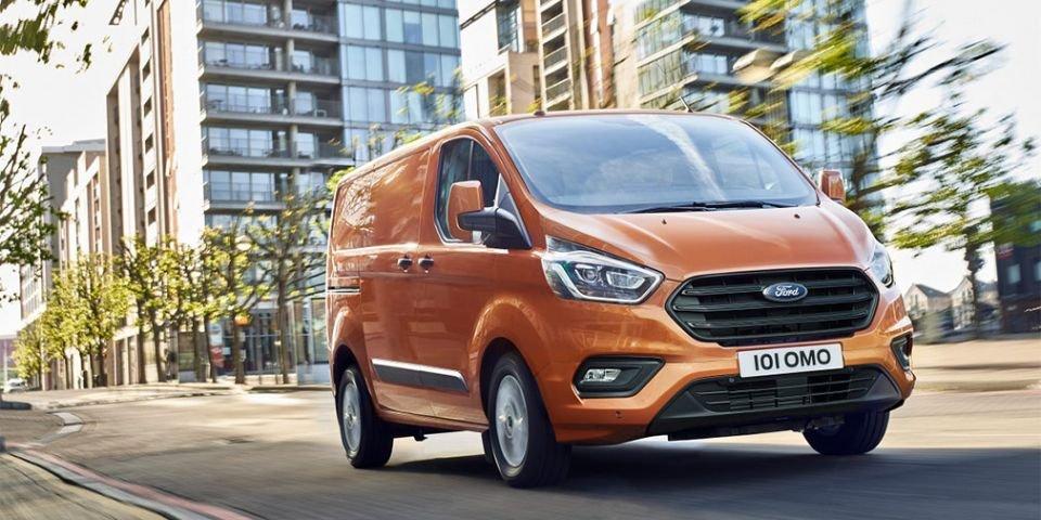 Названа дата начала реализации нового Форд Transit Custom