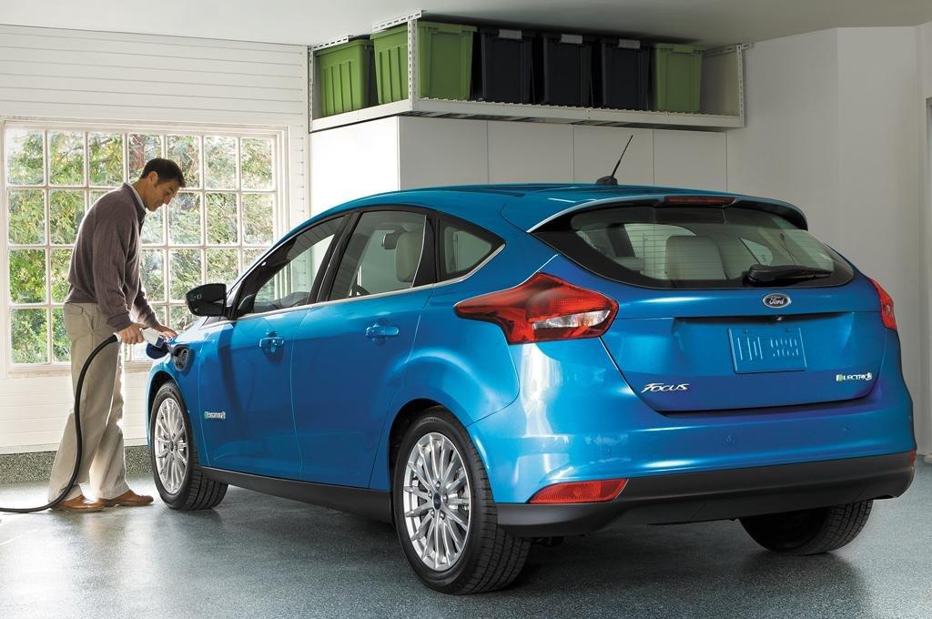 Форд создаст отдельную команду для работы над электрокарами