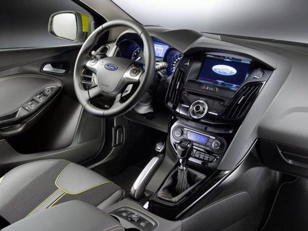 Компания Форд зарегистрировала съемный руль ипедали для беспилотников