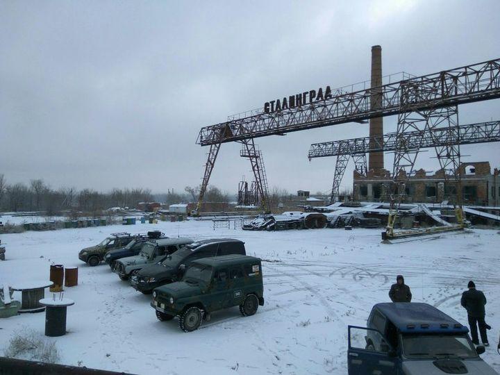 Гонки навнедорожниках пройдут насевере Волгограда вРождество