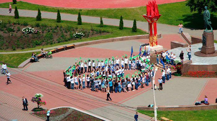 24сентября стартует экологический автопробег «Сердце России»