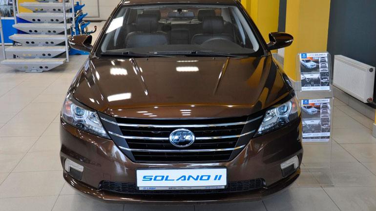 Составлен рейтинг самых известный китайских авто в РФ