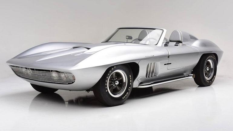 ВСША реализуют самый редкостный Шевроле Corvette