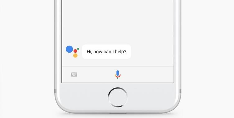 Google разработал голосовой помощник Assistant для iPhone
