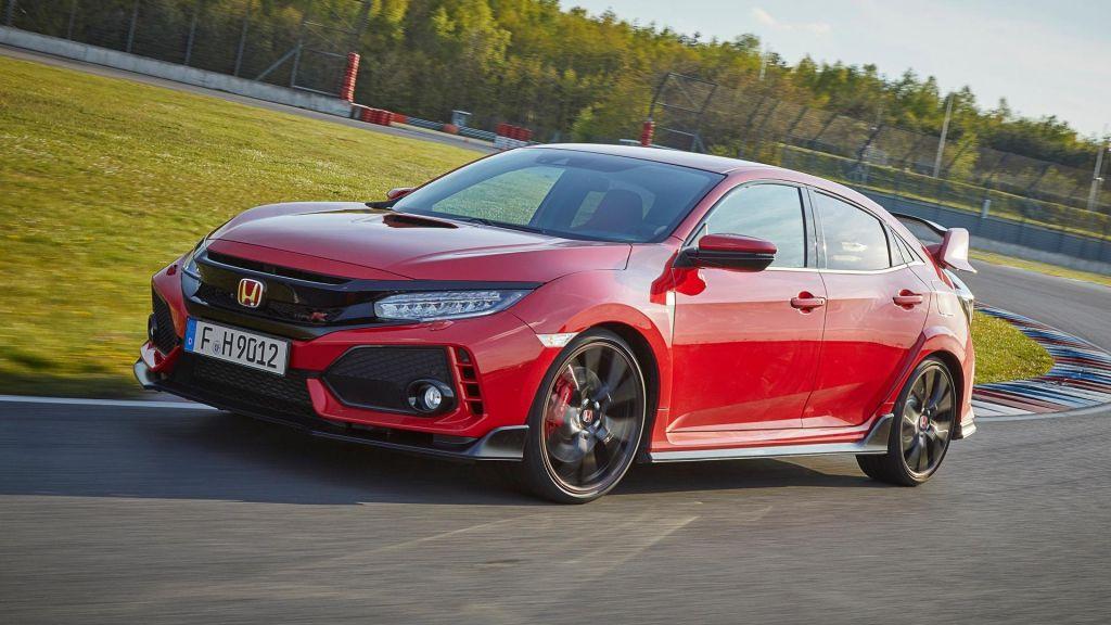 Хонда готовит квыпуску неменее доступную версию Хонда Civic Type R2018