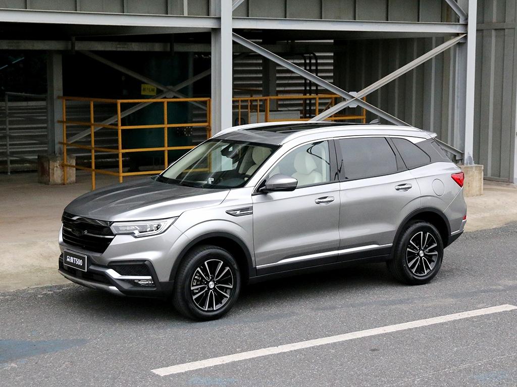 Продажи нового китайского джипа Zotye T500 стартуют весной