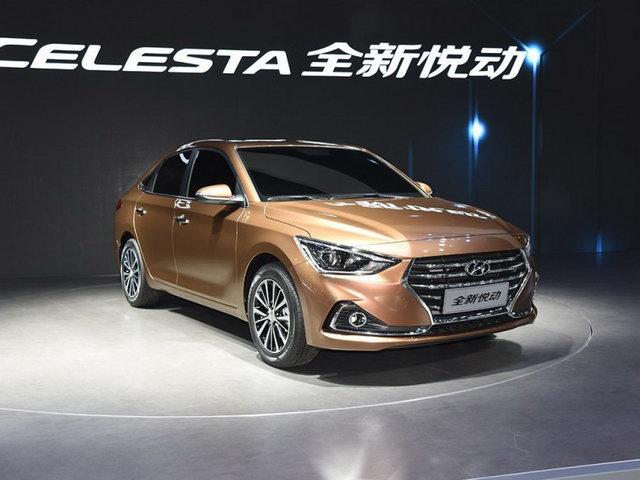 Hyundai работает над новым хэтчбеком на базе Celesta