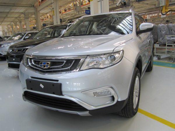 В нынешнем году на русский рынок автомобилей выйдет 10 новинок откитайских разработчиков