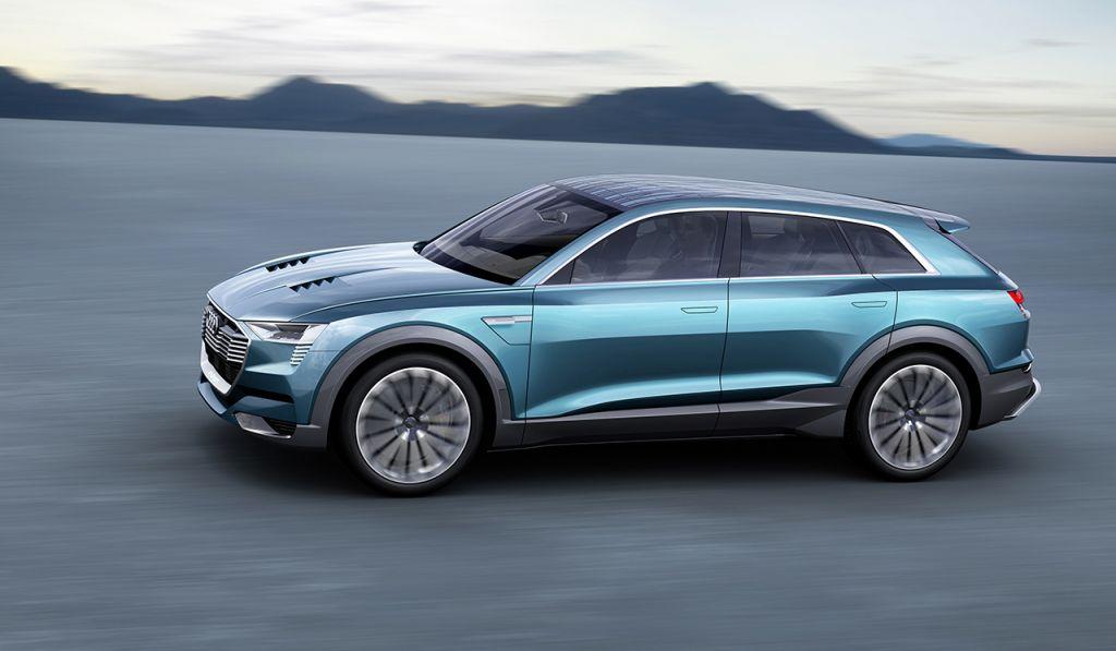 Ауди в следующем году выпустит еще 4 новых автомобиля