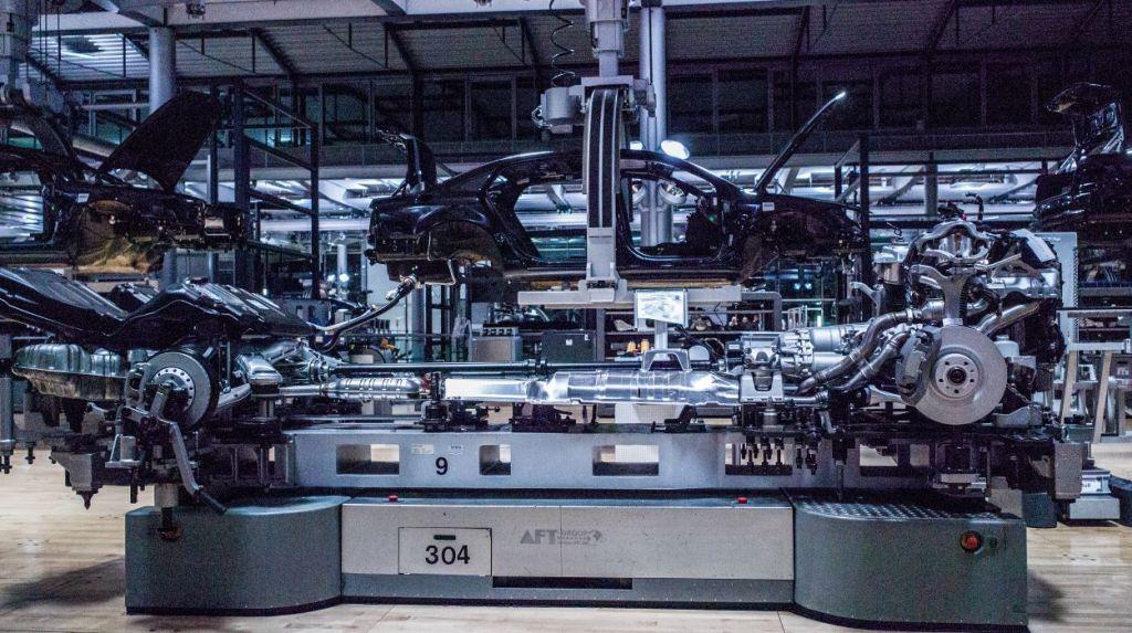 Марка Фольксваген впервый раз выпустила свыше 6 млн авто загод