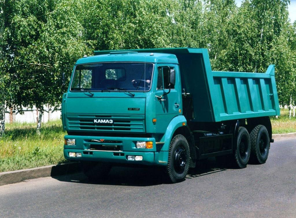 КАМАЗ до 2020-ого хочет поставить наФилиппины тысяча фургонов
