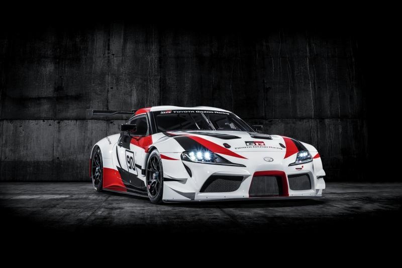Назван ТОП-5 самых интересных спорткаров автомобильного салона вЖеневе