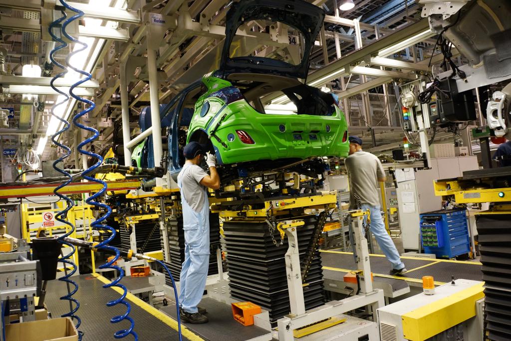 Внынешнем году Хендай в северной столице увеличит производство на15%