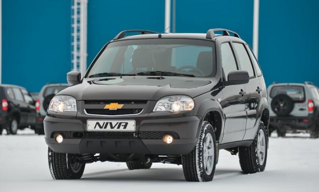 Шевроле Niva стал доступнее для русских автомобилистов