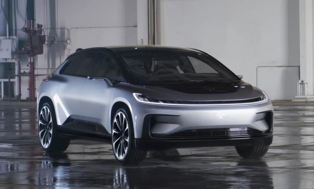Связанный сLeEco соперник Tesla отложил строительство завода на неизвестный срок