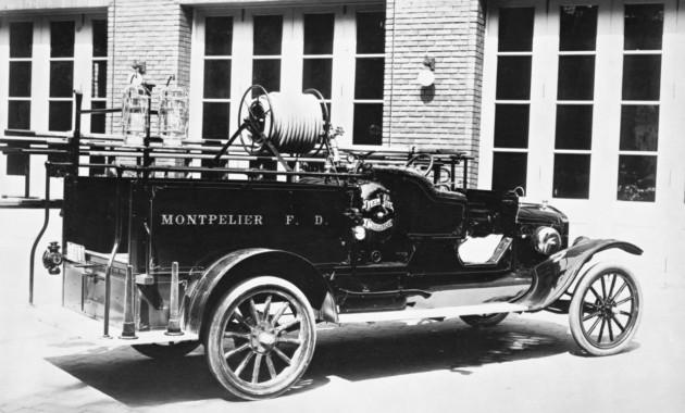 1-ый пикап от Форд отмечает 100-летний юбилей