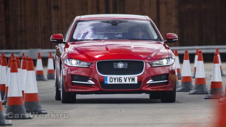 Range Rover презентовал 1-ый автономный вседорожный автомобиль
