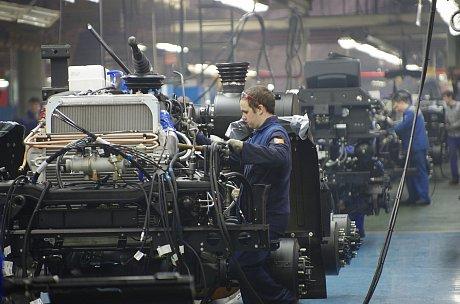 КАМАЗ нарастил производство авто на13%