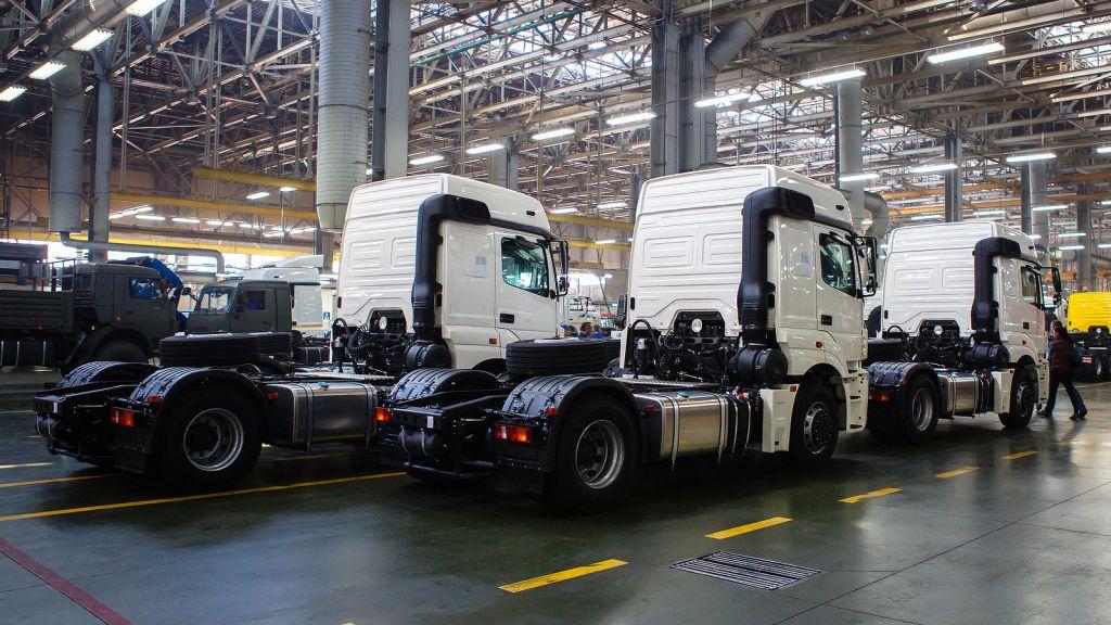 КамАЗ планирует увеличить производство на13% зимой