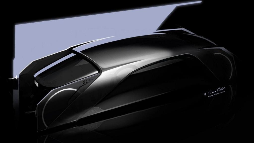 Audi представила концепт беспилотного лимузина Long Distance Lounge