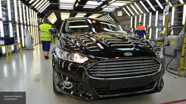 Форд отзывает в РФ практически 300 Mondeo