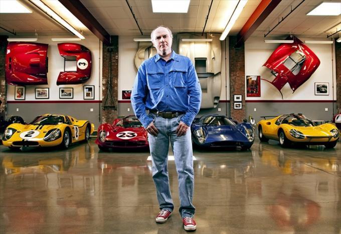 Компания Scuderia Cameron Glickenhaus была признана автопроизводителем