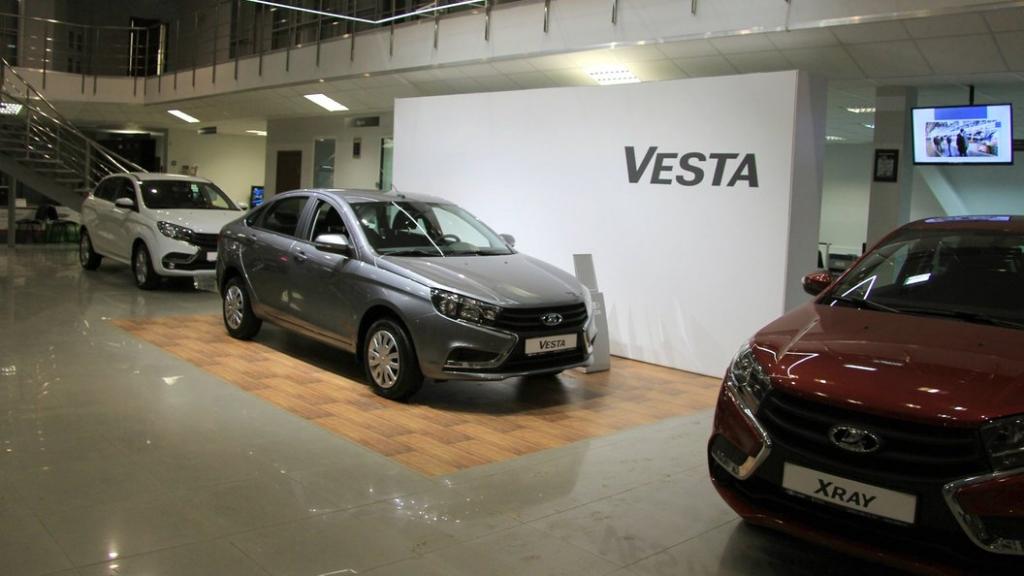 Компания Кия подготовила основного конкурента для Лада Vesta