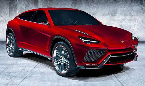 Lamborghini показала свой 1-ый кроссовер Urus вделе