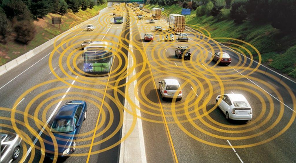 Компания LG сделает беспилотные автомобили умнее и безопаснее с помощью технологии V2X