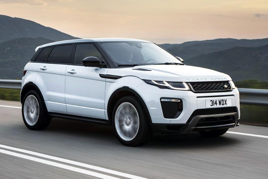 Новые двигатели для Range Rover Evoque и Ленд Ровер Discovery Sport
