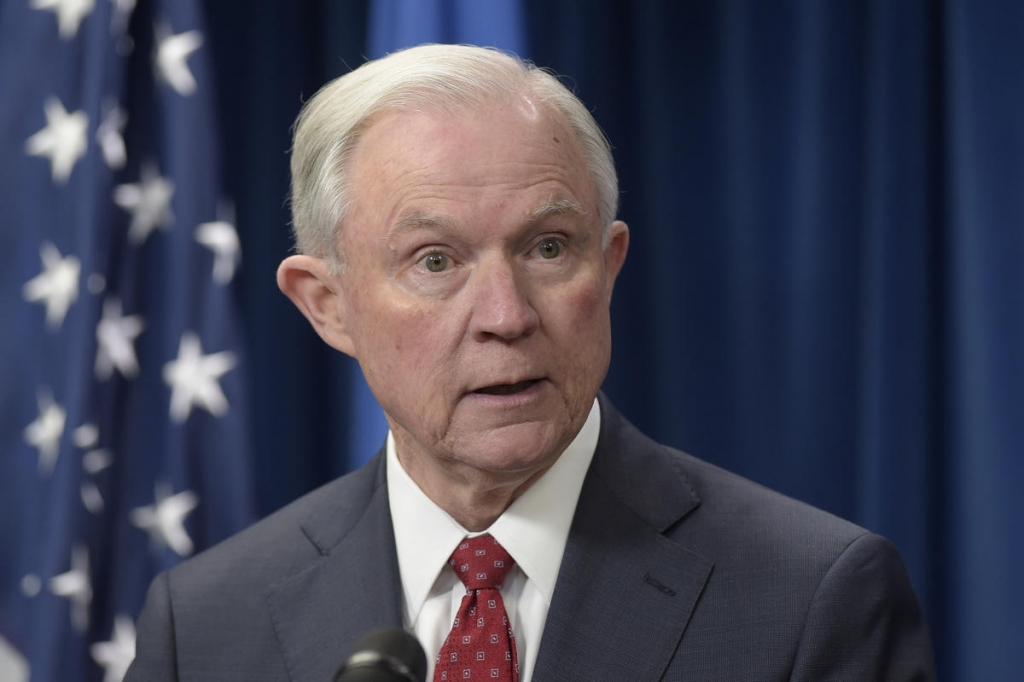 Attorney General Jeff Sessions Offers To Testify To Intelligence Panel