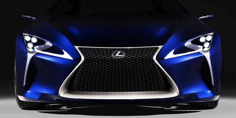 Лексус готовит таинственный концептуальный автомобиль для автосалона вТокио