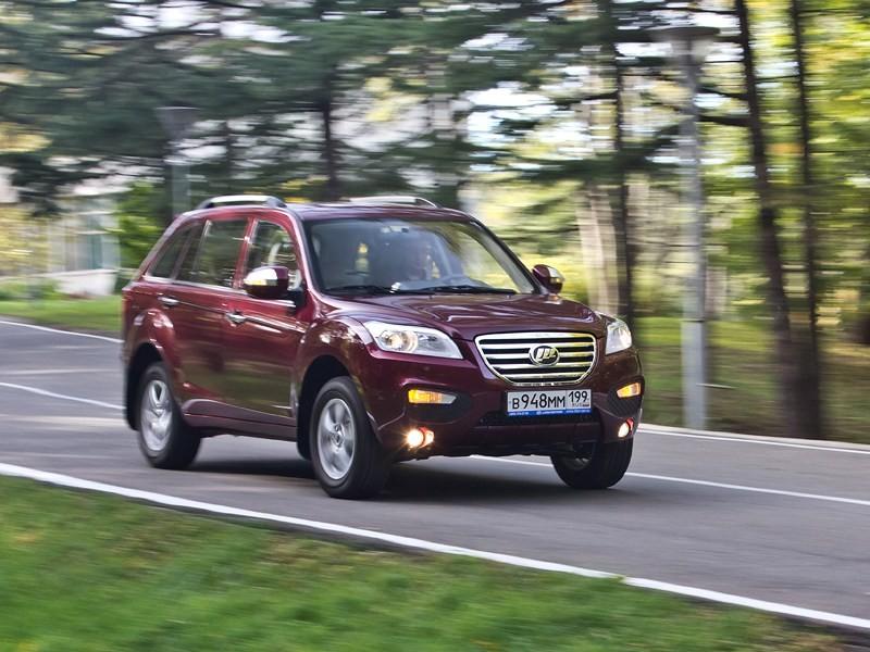 Лифан поднял цены насвои автомобили в РФ