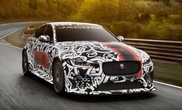 26МайАнонсирован самый мощный Jaguar всех времен