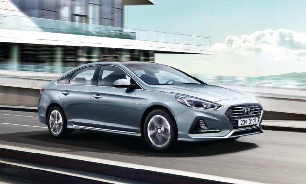 18МайКомпания Hyundai представила новую версию Sonata